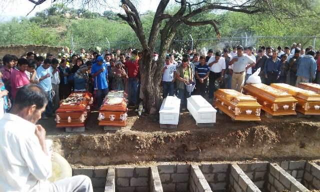 Víctimas de Coxcatlán